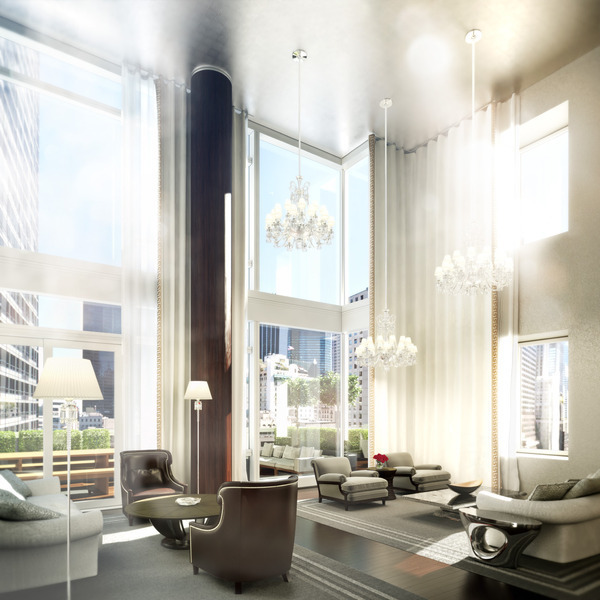 Luxury Apartments Short Term Rent New York A home on East 38th